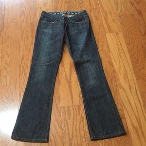 Earnest Sewn Blue Jeans